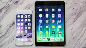 iPhone6pluseniPad
